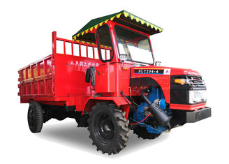 Strong Adaptability Small Off Road Dump Truck All Terrain Utility Vehicle 13.2kw
