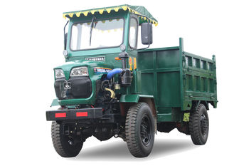 Labor Saving Electric Tractor Dumper For Transporting Agriculture Products