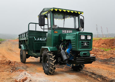 Easy Drive All Terrain Dumper Farm Grain Trucks Customized Shape And Size 4×4 four wheel drive transcar