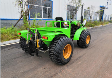Light weight All Terrain tractor Four Wheel Drive With PTO 35HP floatation Tyres