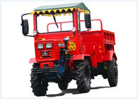 Construction Site Small Tipper Truck , Four Wheel Drive Dump Truck Easy To Drive supplier