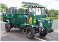 Articulated Mini All Terrain Dumper 18HP For Agriculture In Oil Palm Plantation supplier